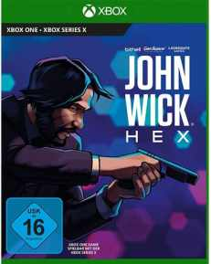 John Wick Hex  XB-ONE