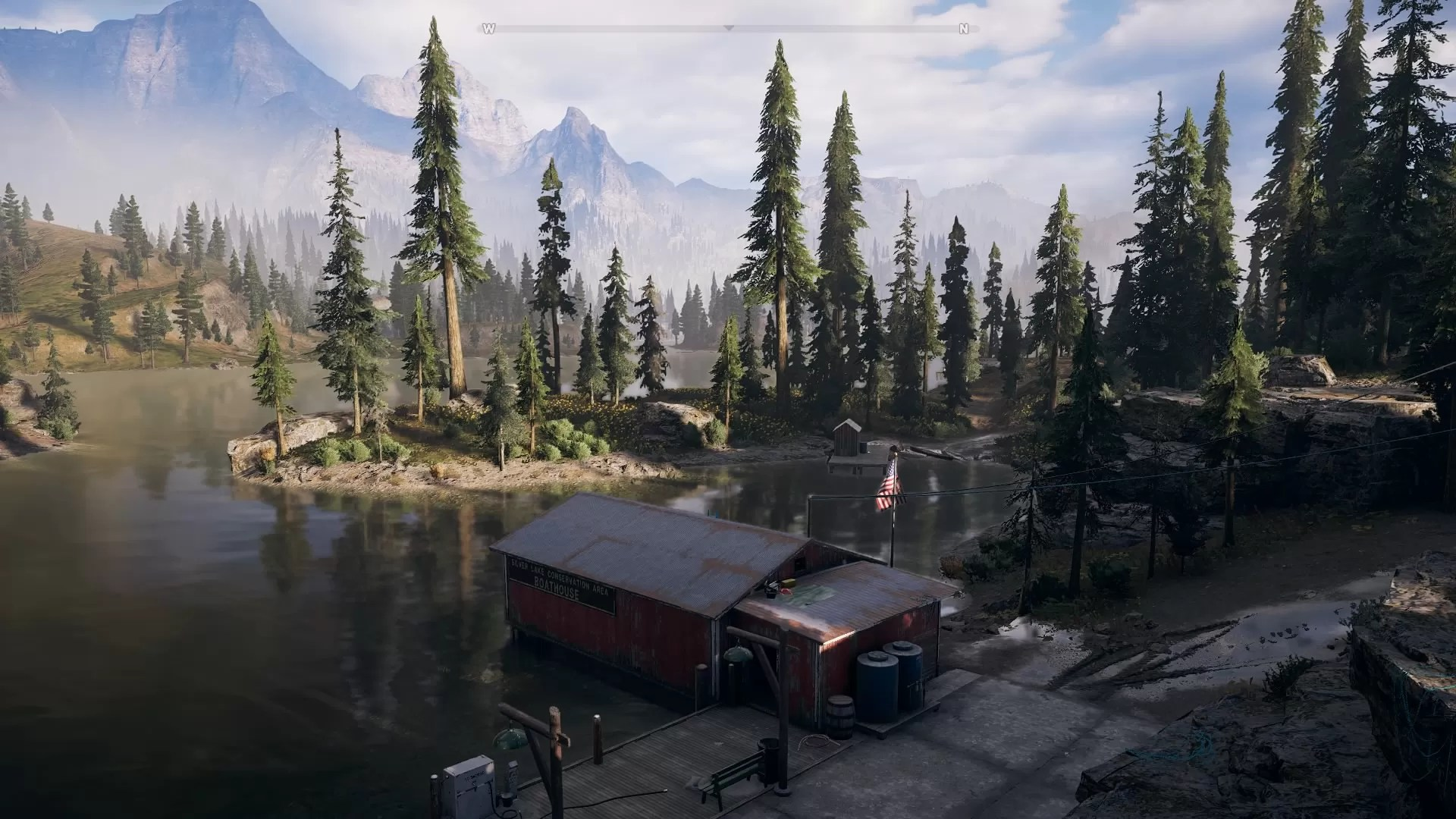 Far Cry 5 Prologue And Dutch S Island Walkthrough Guide
