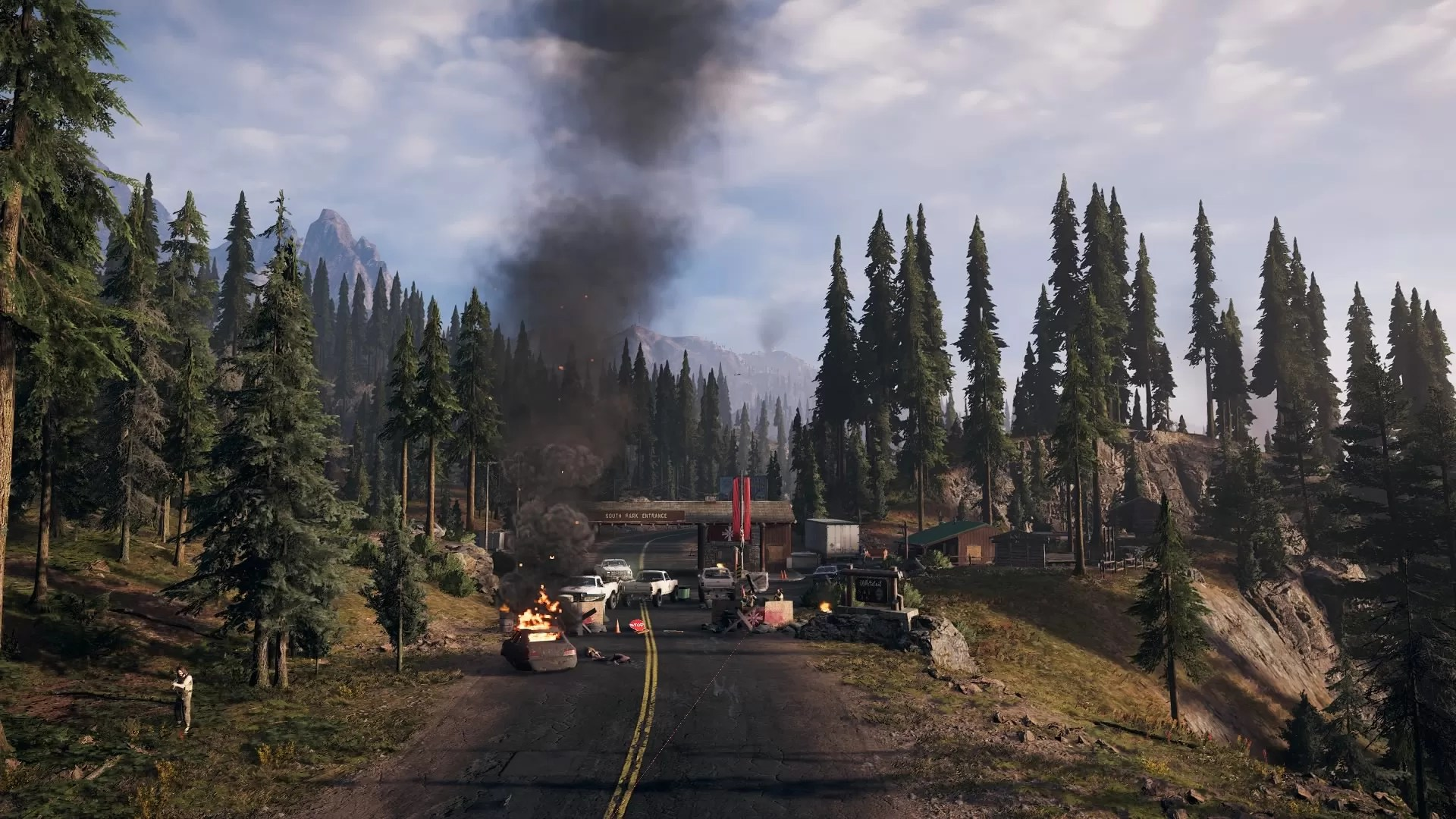 Far Cry 5 Whitetail Mountains Walkthrough Guide All Story Missions