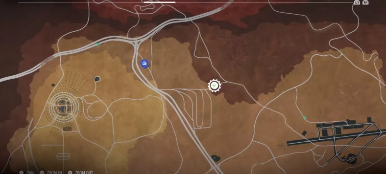 Need For Speed Payback Map Maping Resources