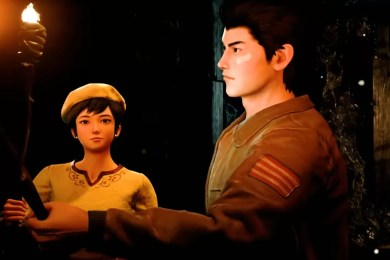 Shenmue III Epic Games