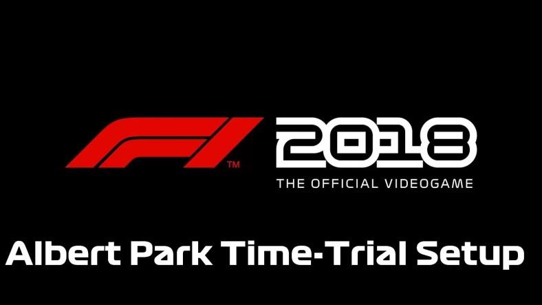 F1 2018 Setups