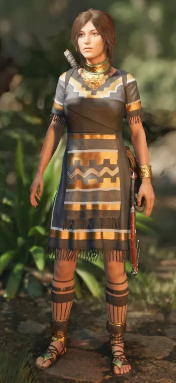 Shadow of the Tomb Raider Outfits Guide - All Costumes, How to Unlock