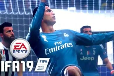 FIFA 19 Top 10 Dribblers