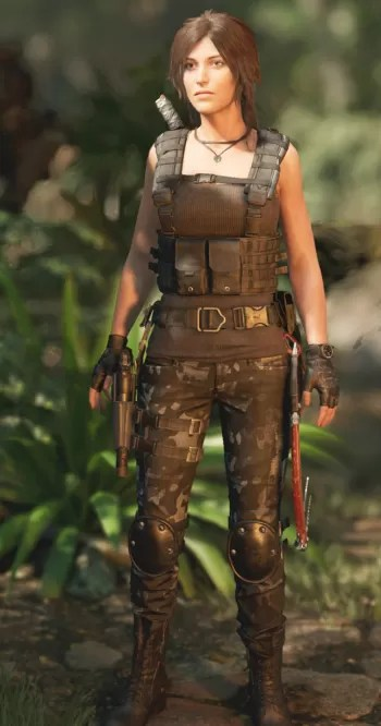 Shadow Of The Tomb Raider Outfits Guide All Costumes How To Unlock
