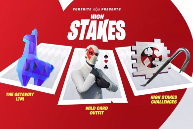 Fortnite High Stakes Challenges Guide