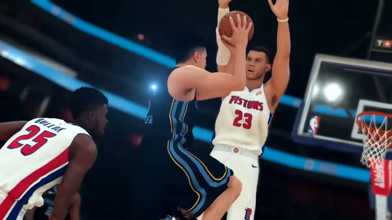 NBA 2K19 Offense Controls Guide - Passing, Dribbling, Post