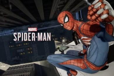 Spider Man Fantastic Four