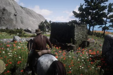 Red Dead Redemption 2 Shack Locations Guide