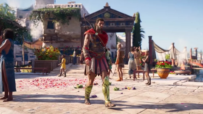 Assassin's Creed Odyssey Side Quests Guide - All Character's
