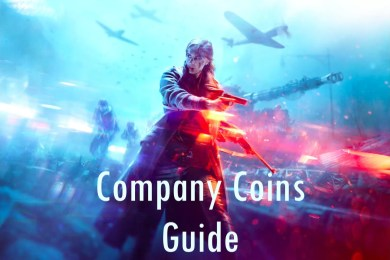Battlefield V Company Coins Guide