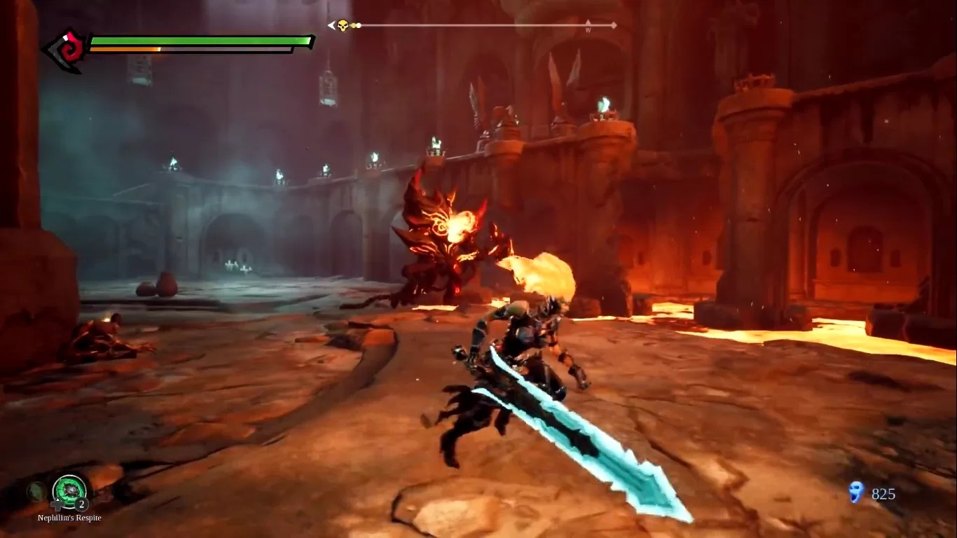 Darksiders III Leveling Up Guide - Souls, Luminous Visages