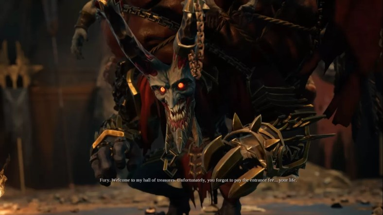Darksiders III Avarice Boss Battle Guide - Move List, How to