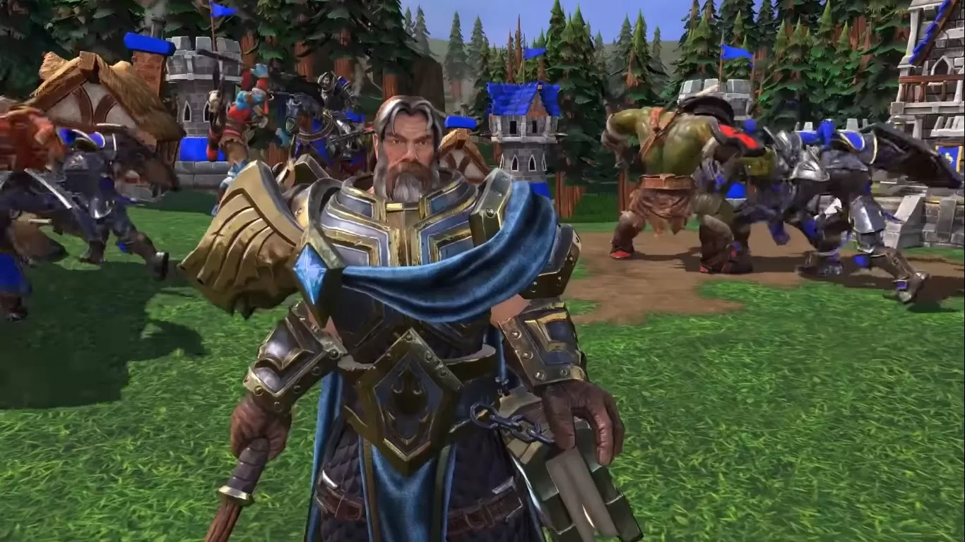 Blizzard Has No Plans For Warcraft 4 Yet All Focus On Warcraft