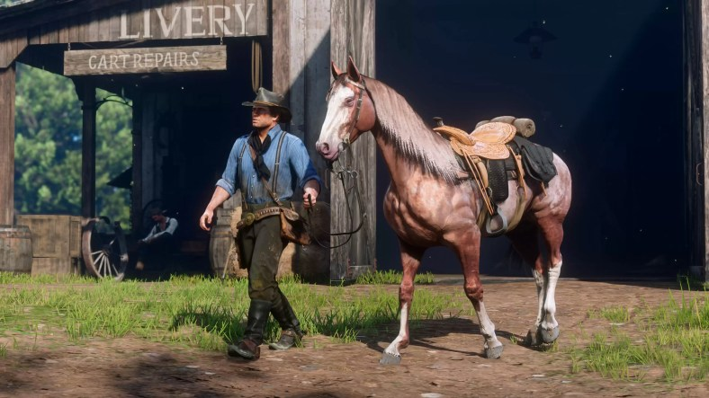 Red Dead Online Horse Insurance Guide