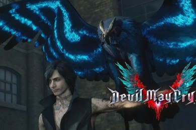 Devil May Cry V demo