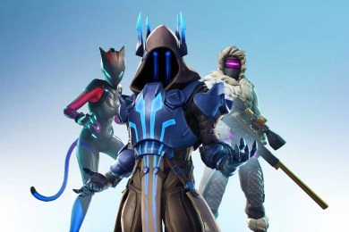Fortnite Ice Storm Challenges Guide