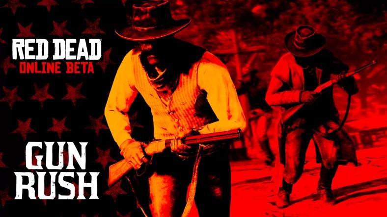 Red Dead Online Beta Gun Rush