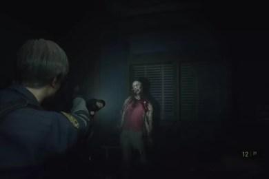 Resident Evil 2 Mini-Trailers
