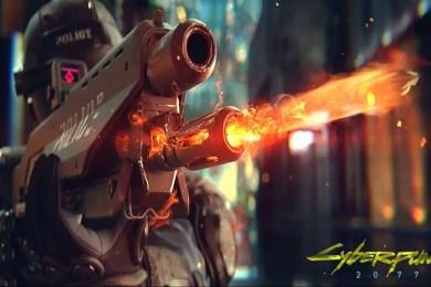 Cyberpunk 2077 Weapon Classes