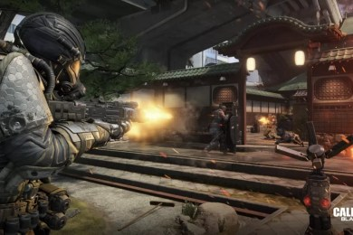 Blackout Map Changes