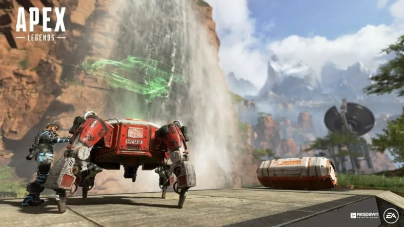 Apex Legends Shield & Healing Items Guide – All Details and Effects