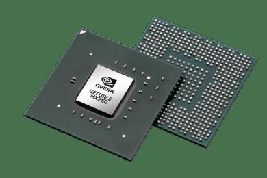 Nvidia MX 250 Mobile Graphics