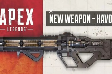 Apex Legends Havoc Weapon