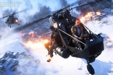 Battlefield V Firestorm Vehicles Guide