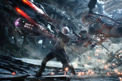 Devil May Cry 5 Unlimited Devil Trigger