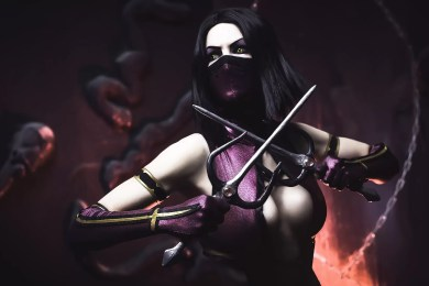 Mortal Kombat 11 Female Character