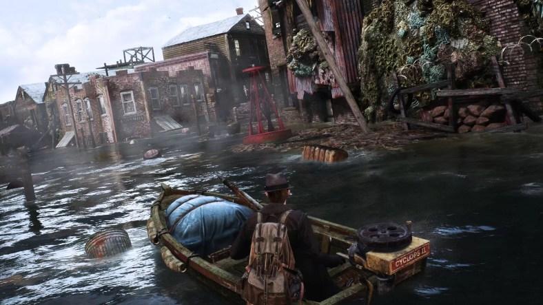 Penghapusan Kota Tenggelam