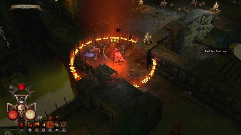 Preview Warhammer Chaosbane