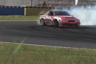 GRID Autosport Control Styles
