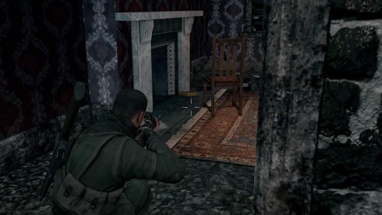 Sniper Elite V2 Remastered Kreuzberg Headquarters