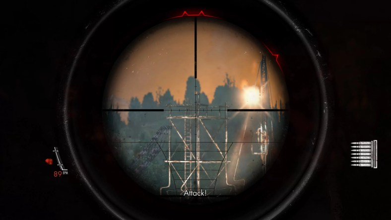 Sniper Elite V2 Remastered Kopenick Launch Site Collectibles