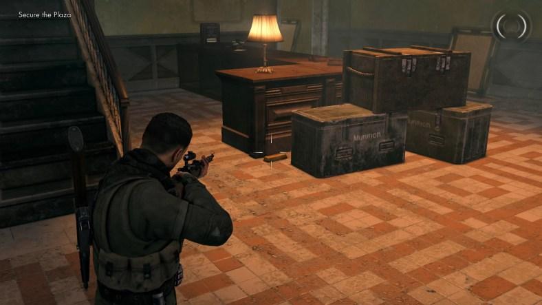 Sniper Elite V2 Remastered Opernplatz Collectibles