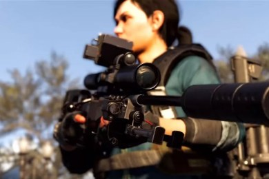 The Division 2 Raid Sniper