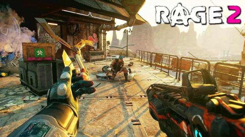 Rage 2 PC Optimization: Settings, FPS, 2X Performance - GamesHedge