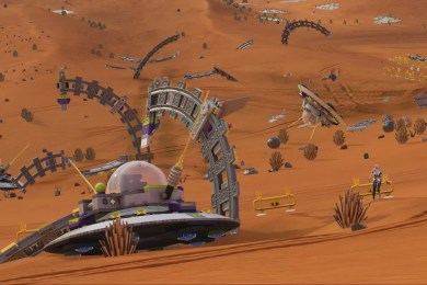 Forza Horizon 4 Alien Energy Cell Locations Guide