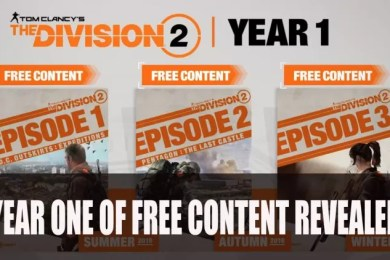 The Division 2 Episodes