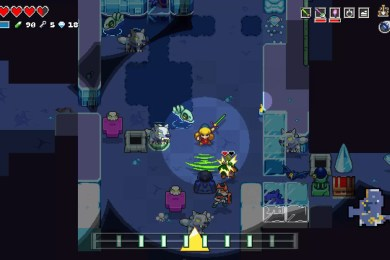 Cadence of Hyrule Weapons Guide