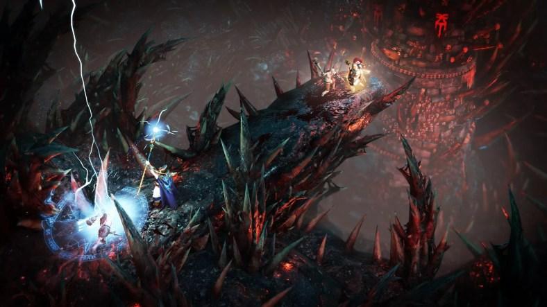 Warhammer: Chaosbane High-elf Mage Skills