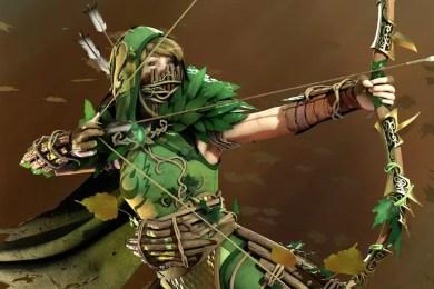 Warhammer: Chaosbane Wood-elf Scout Skills