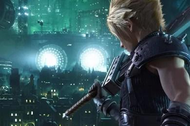 Final Fantasy VII Remake Xbox One