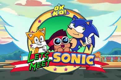 OK K.O.! Sonic