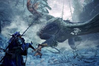 Monster Hunter World: Iceborn