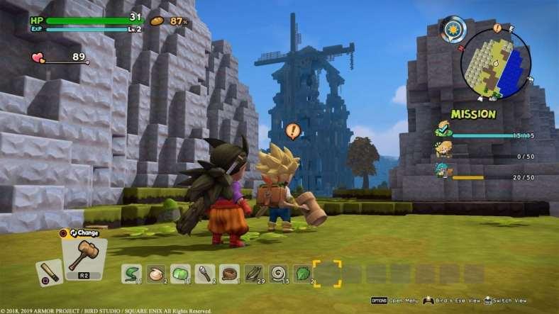 Dragon Quest Builders 2 Room Recipes Guide