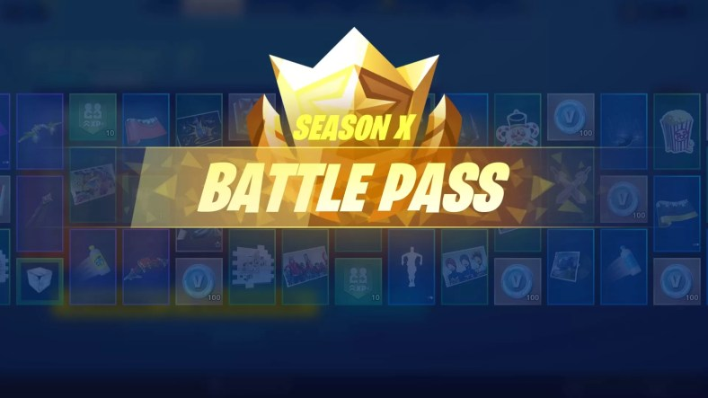 Everything You Need To Know About Fortnite Season X Battle Pass