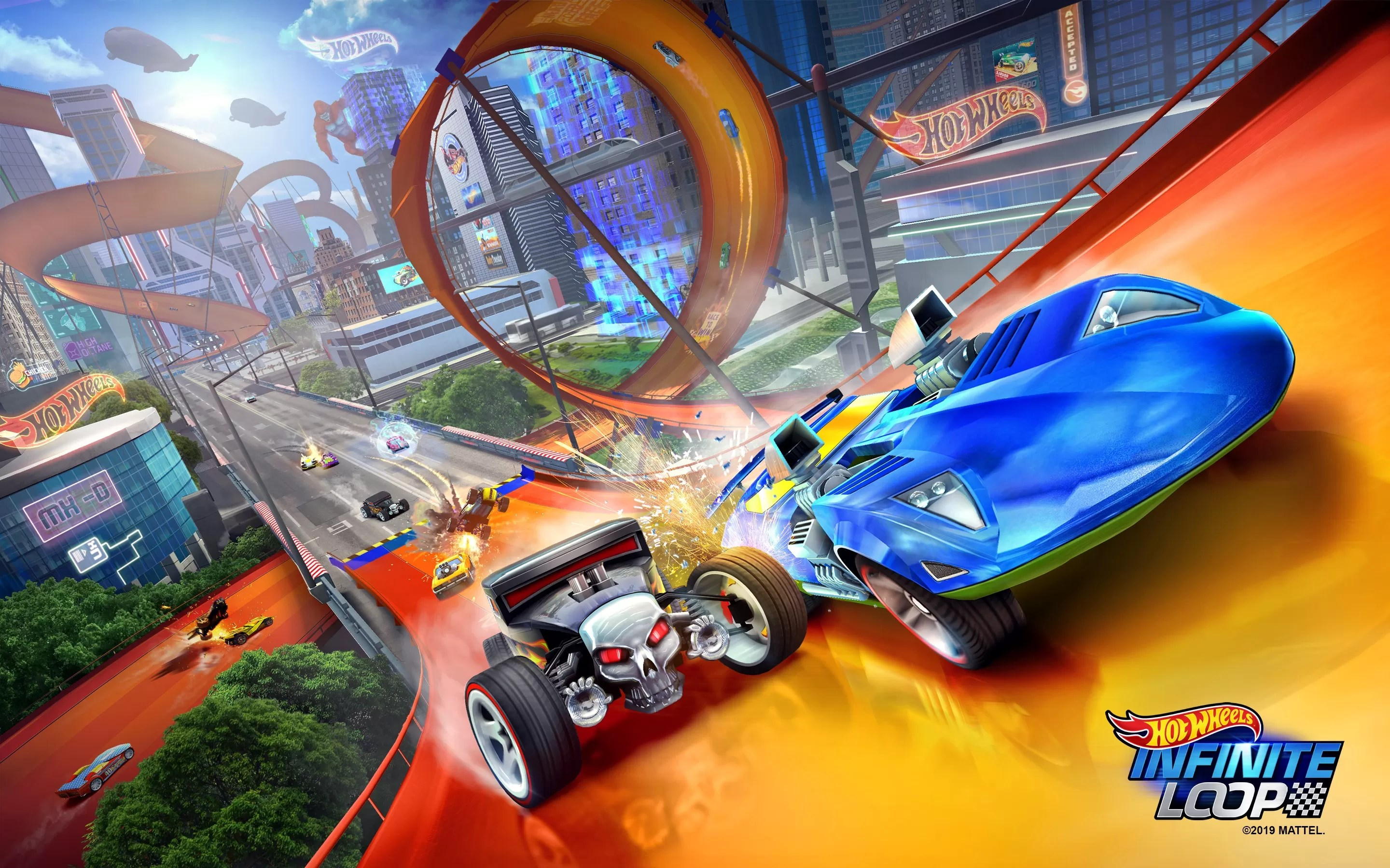 Mattel Is Bringing Hot Wheels Updates To Four Games Including Roblox